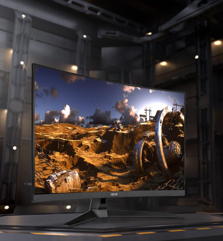 TUF Gaming VG328H1B|Monitors|ASUS Baltics