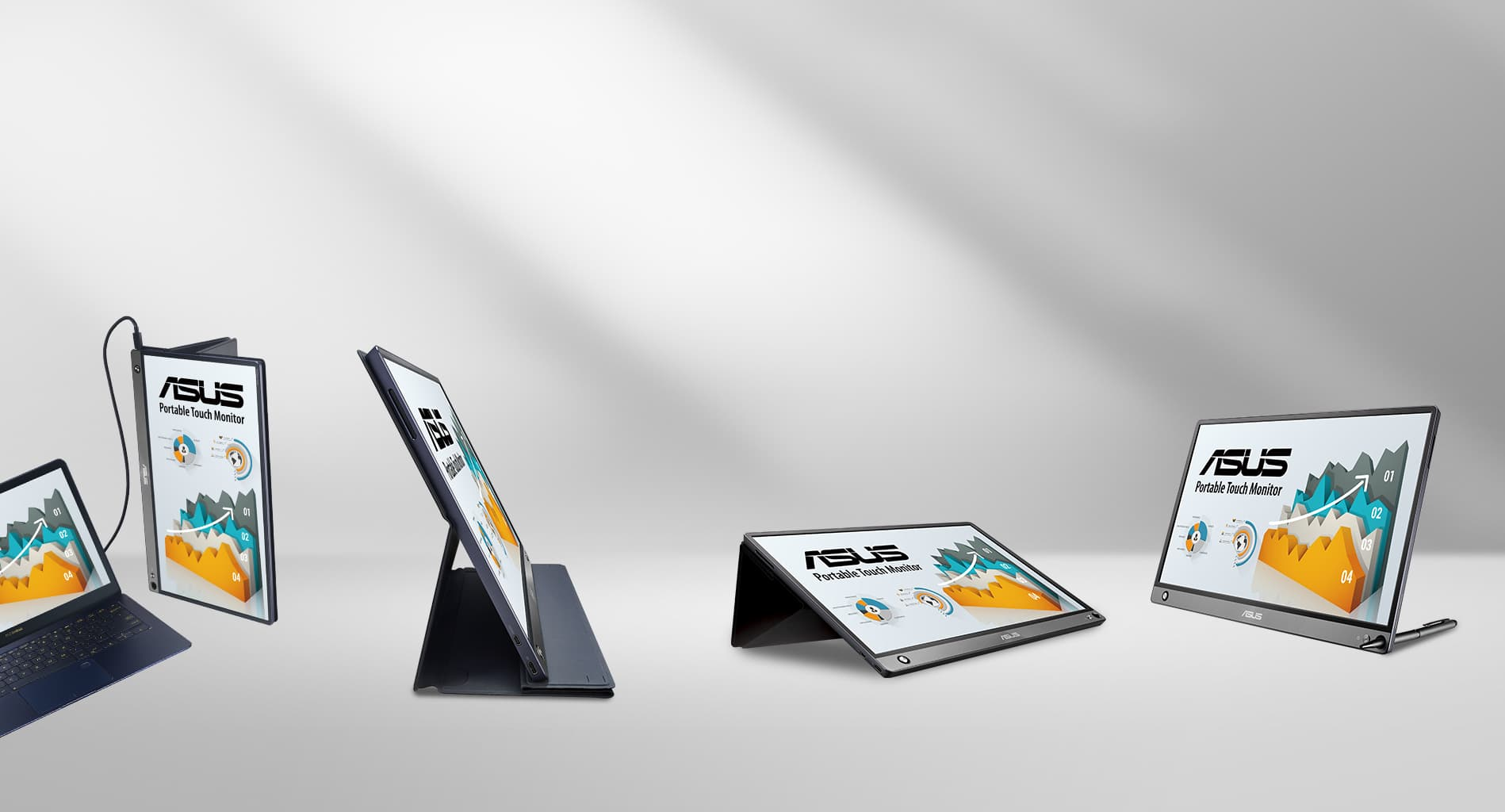 Foldable Smart Case