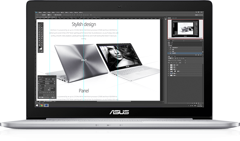 ASUS ZenBook Pro UX501VW   Laptops   ASUS USA