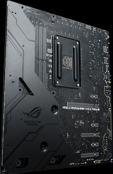 ROG blackplate
