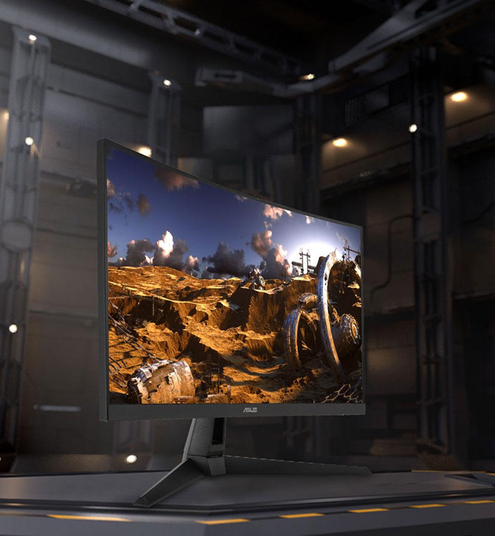 TUF Gaming VG100WQ10B Monitors ASUS Global