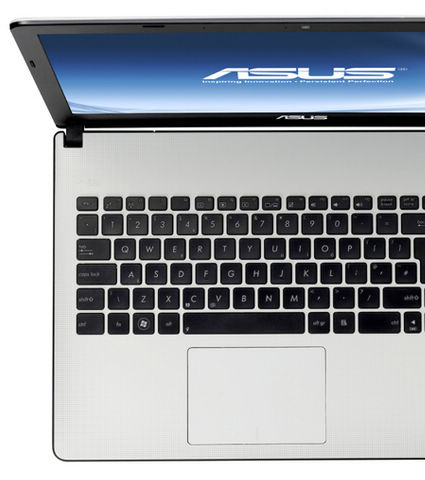 The ASUS X501U features several color choices to express your own style