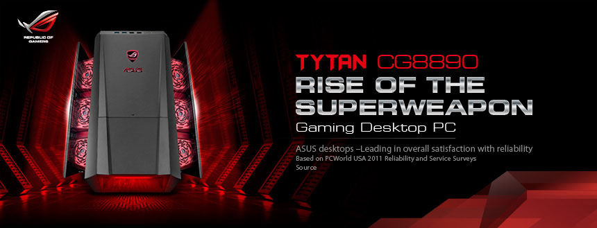 Rise of the Superweapon