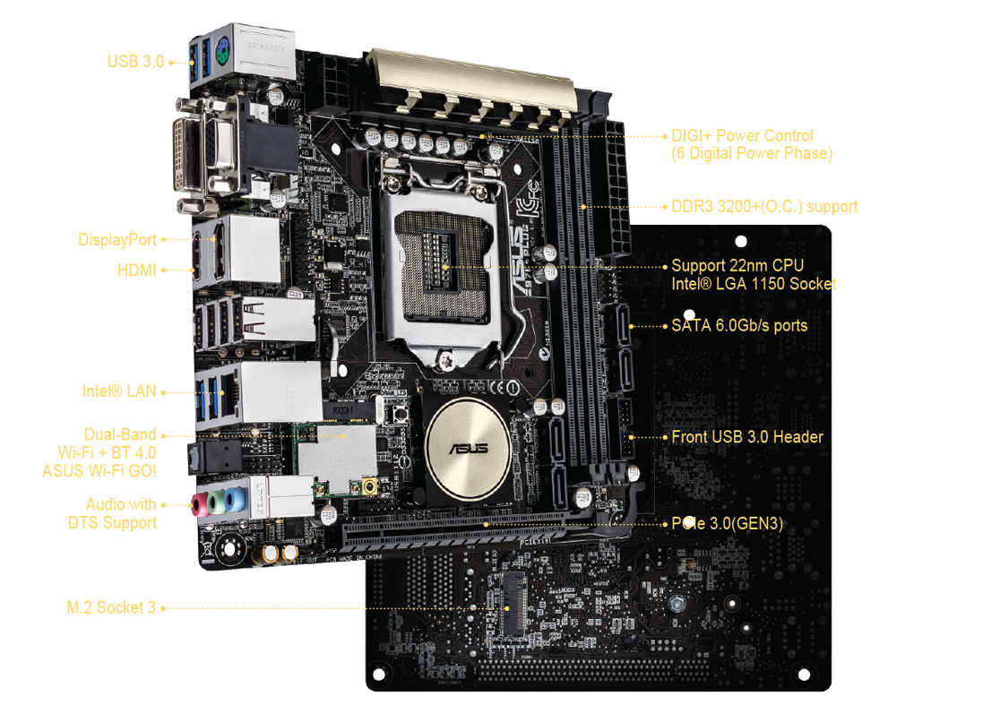 ASUS Z97M-PLUS Intel LAN Drivers Download