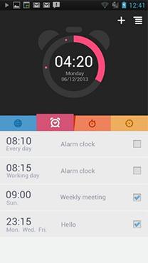 Apps Clock