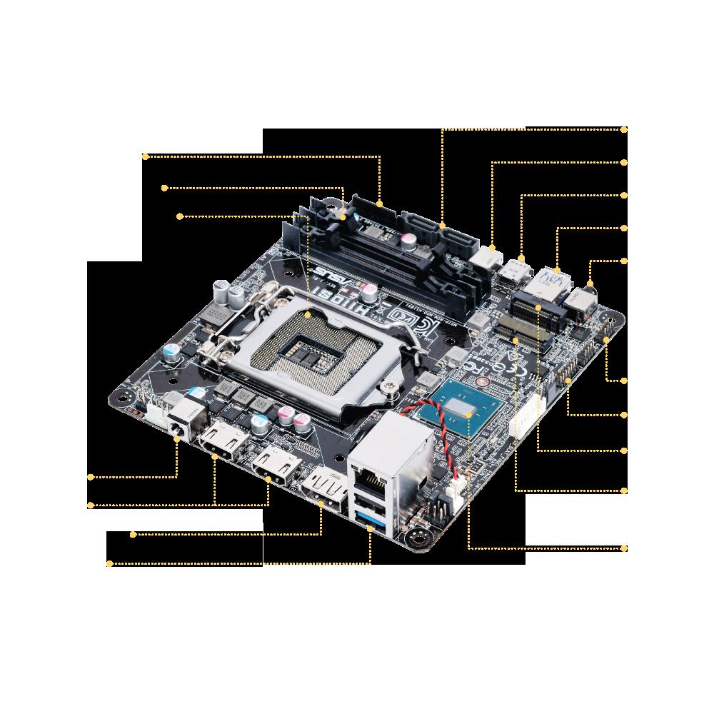 New Drivers: ASUS H110S1 Intel LAN