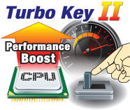 Turbo Key II: Switch on the Potential, Turn up the Performance!