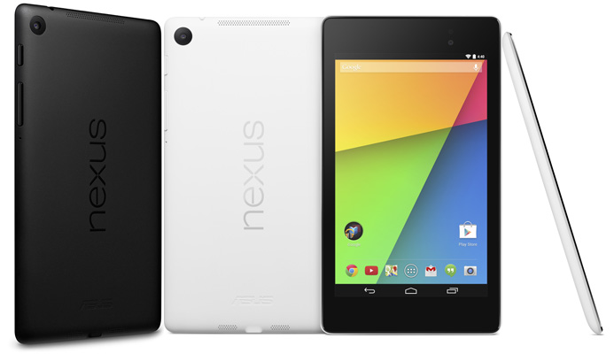 Nexus 7 2013 Tablets Asus Usa