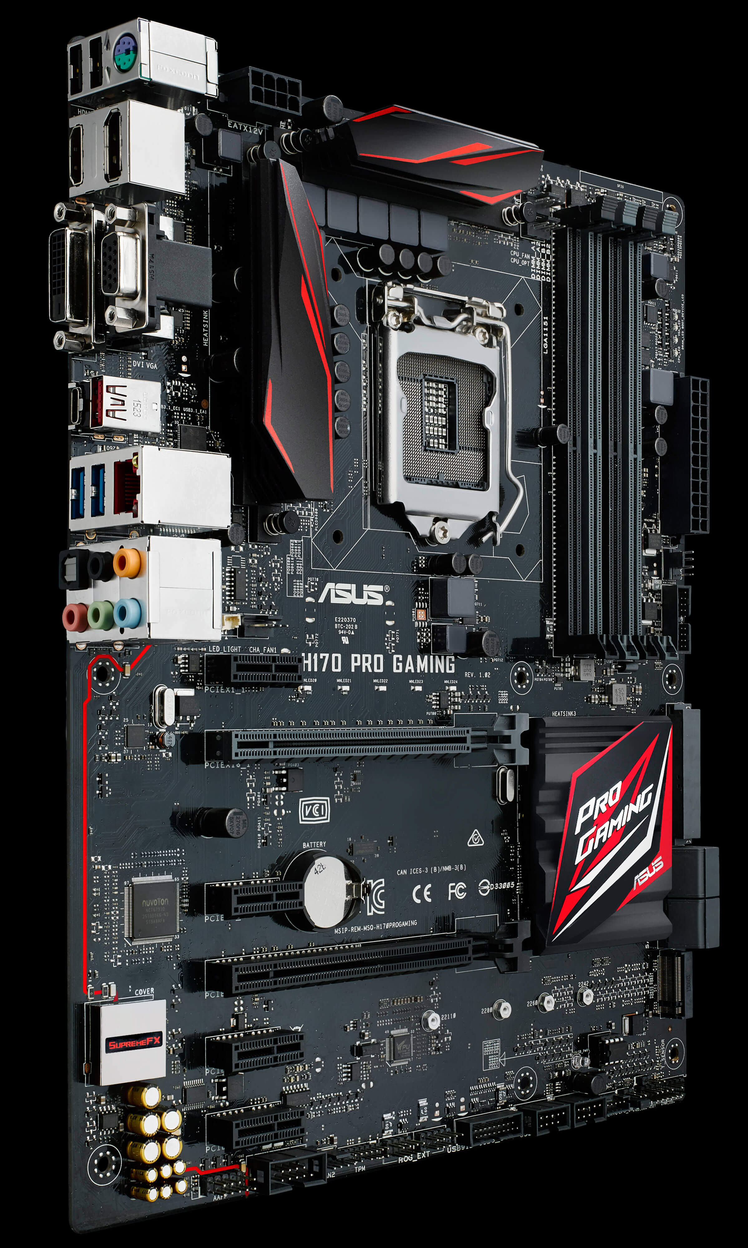 ASUS H170 PRO Gaming Intel Graphics Driver for PC