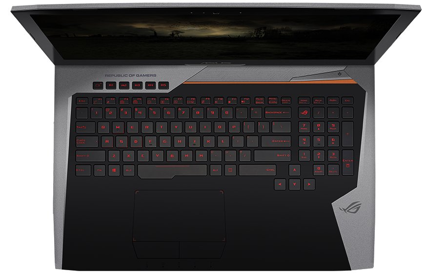 ASUS ROG G752VY Drivers Windows 7