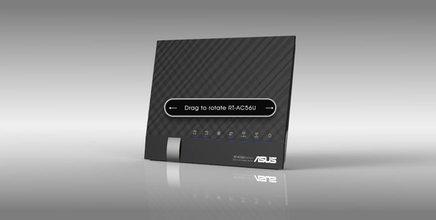 ASUS RT-N56R Router 64 Bit