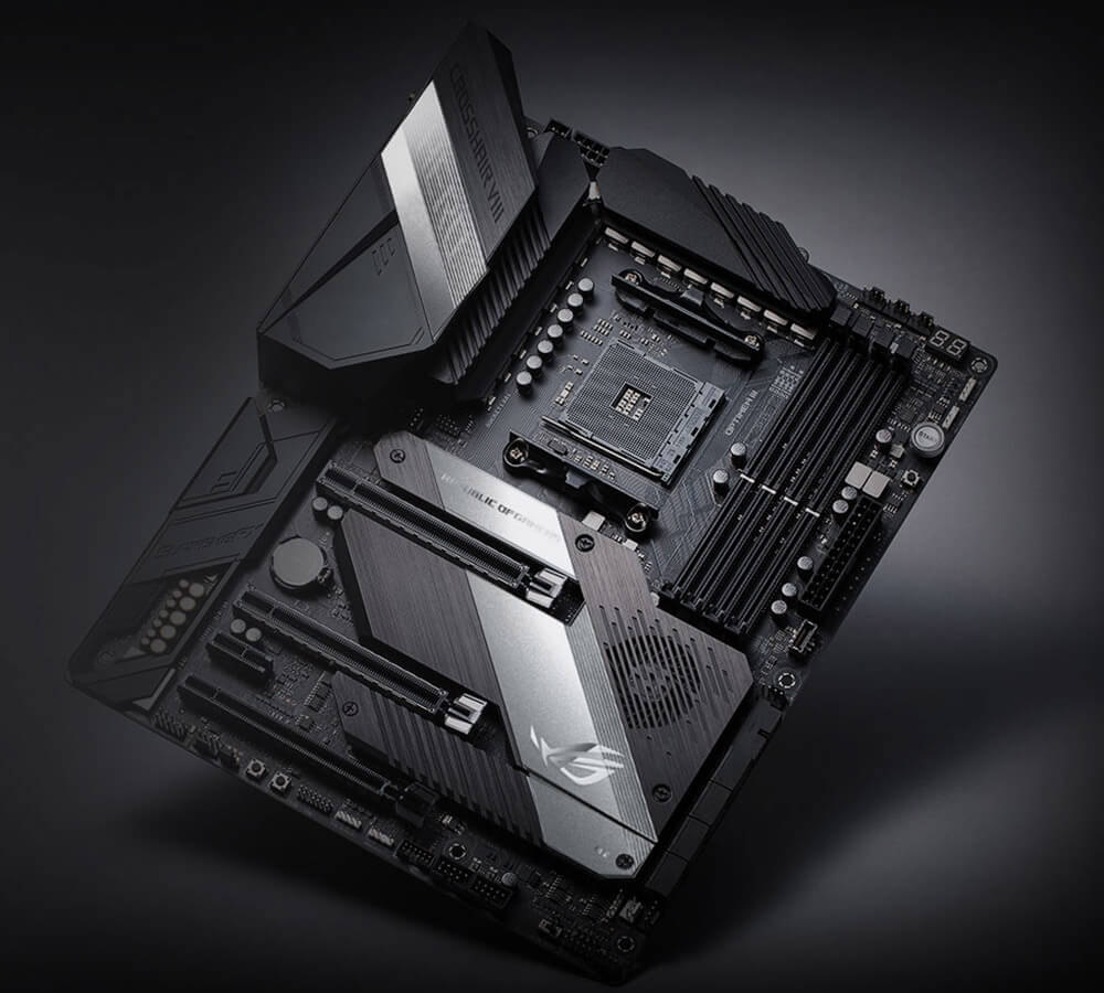 Rog Crosshair Viii Hero Motherboards Asus Global