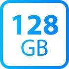 128 GB ECC memory