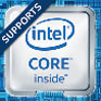 supports intel core inside