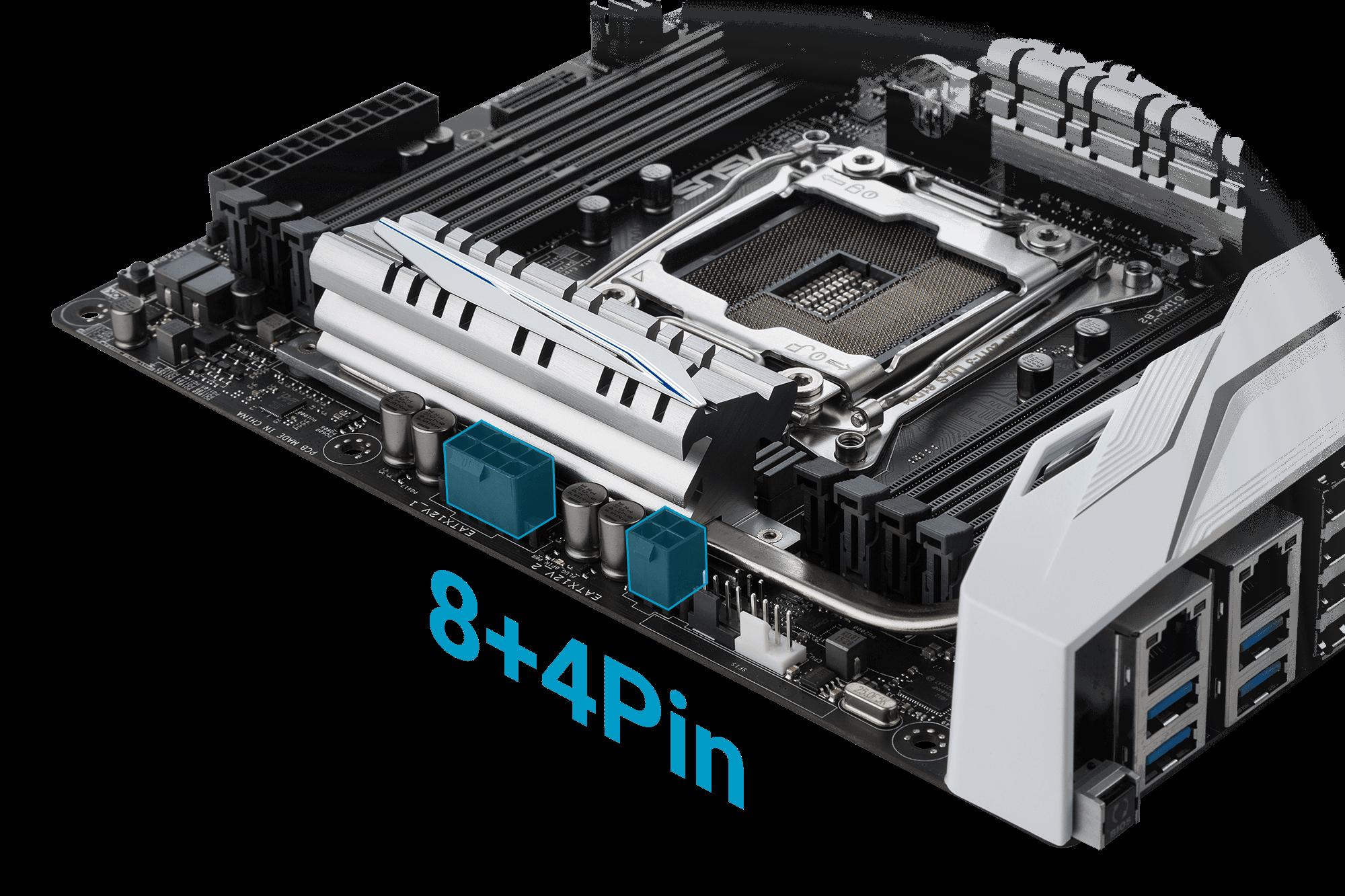 BIOS Chip ASUS X99-PRO