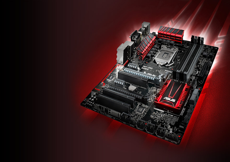Asus H97-PRO Gamer LAN Drivers for Windows Mac