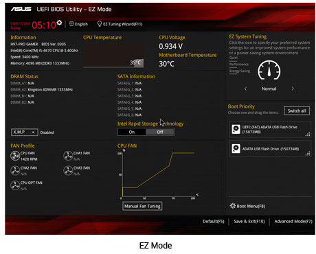 ASUS H97-PRO Gamer Intel LAN Driver PC