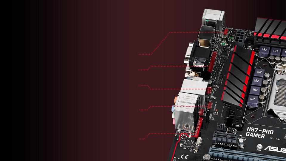 ASUS H97-PRO Gamer Intel LAN Windows 7 64-BIT
