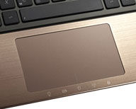 Large touchpad