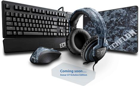 Echelon gaming set