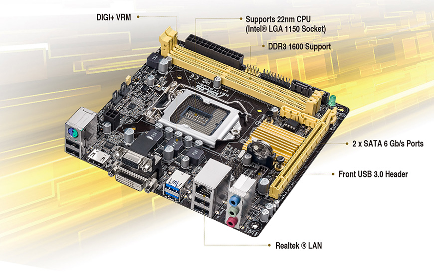 ASUS H110S1 Realtek LAN Driver for Mac Download