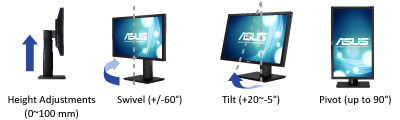Pb238q | monitors | asus global.