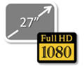 Full HD LED