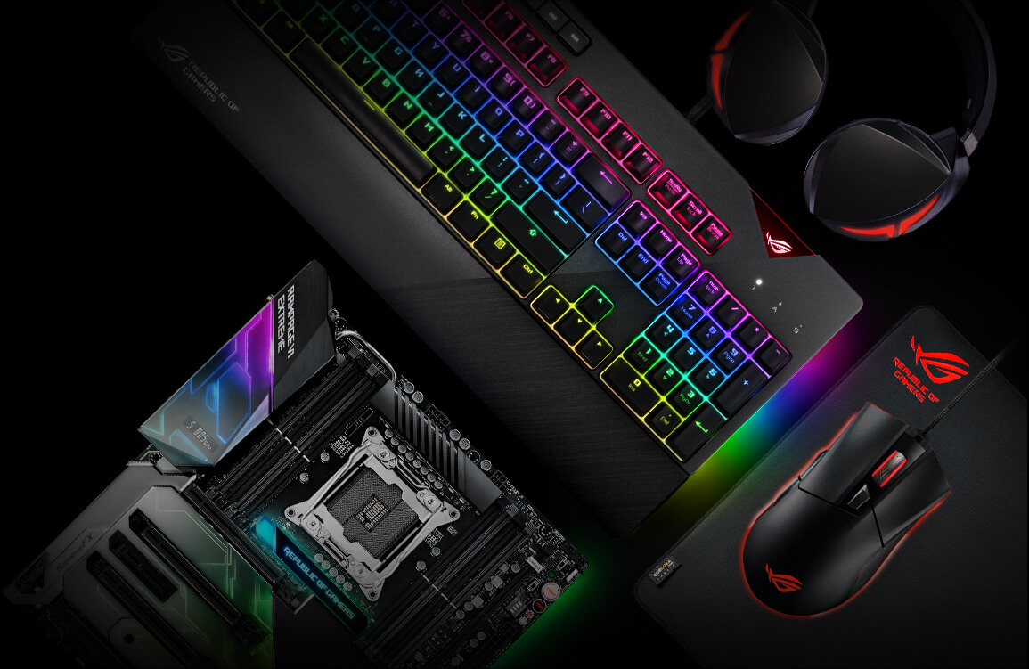ROG Strix Flare | ROG - Republic Of Gamers | ASUS USA