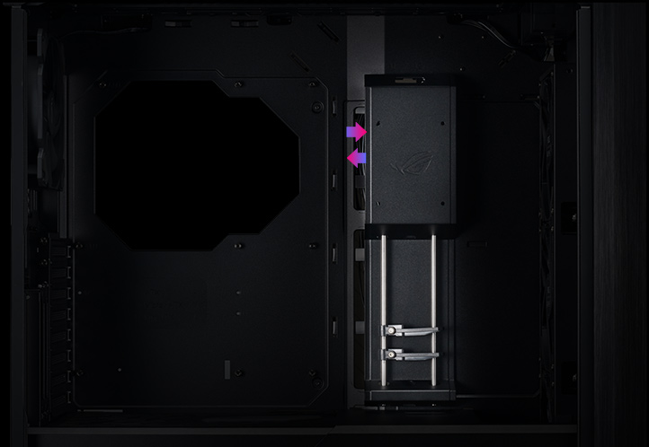 ROG Strix Helios GX601 - Mid-Tower Gaming Case 3