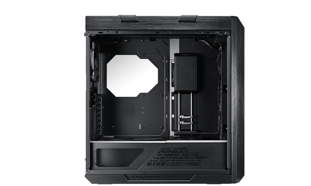 ROG Strix Helios GX601 - Mid-Tower Gaming Case 7