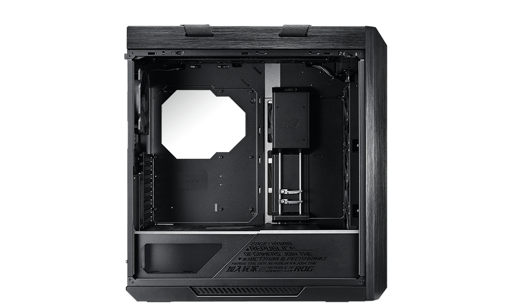 ROG Strix Helios GX601 - Mid-Tower Gaming Case 8