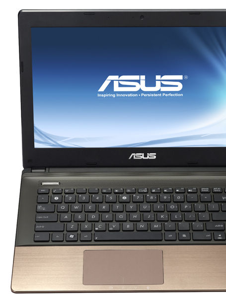 ASUS A45 seires with Palm Proof technology