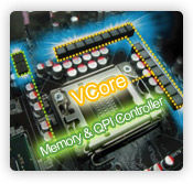 ASUS 16+2 Phase Power Design
