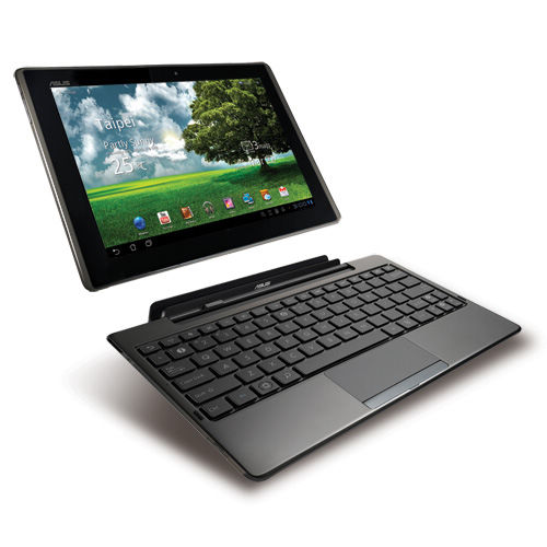 ASUS Eee Pad Transformer and dock