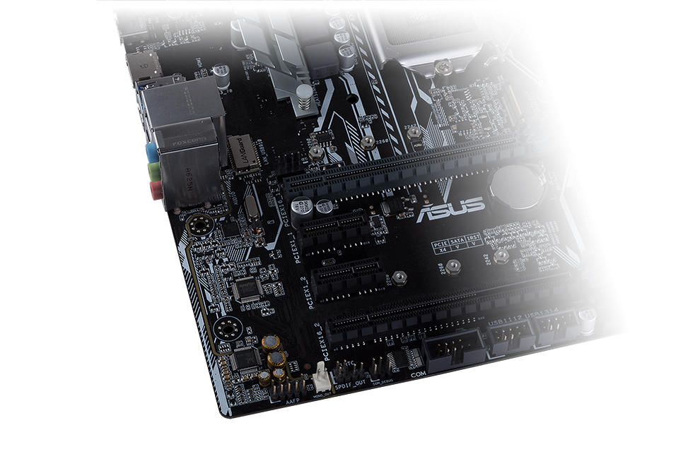 BIOS CHIP ASUS PRIME B350M-A