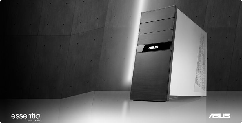 Triumph Over Adversity with the ASUS Essentio CG5290 Desktop