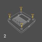 שדרוג זיכרון RAM של Asus vivoPC