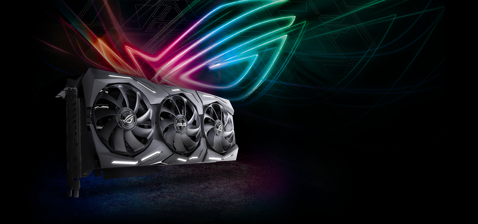 ASUS ROG STRIX GeForce RTX 2080 SUPER 8G GAMING 1
