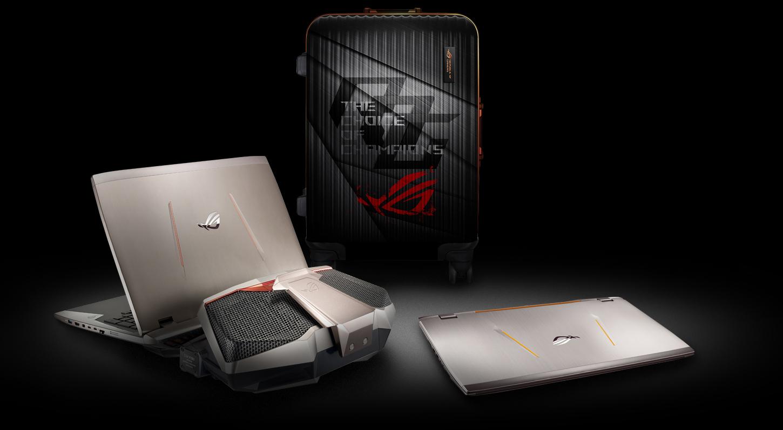 ASUS ROG GX800VH Smart Gesture Treiber Herunterladen