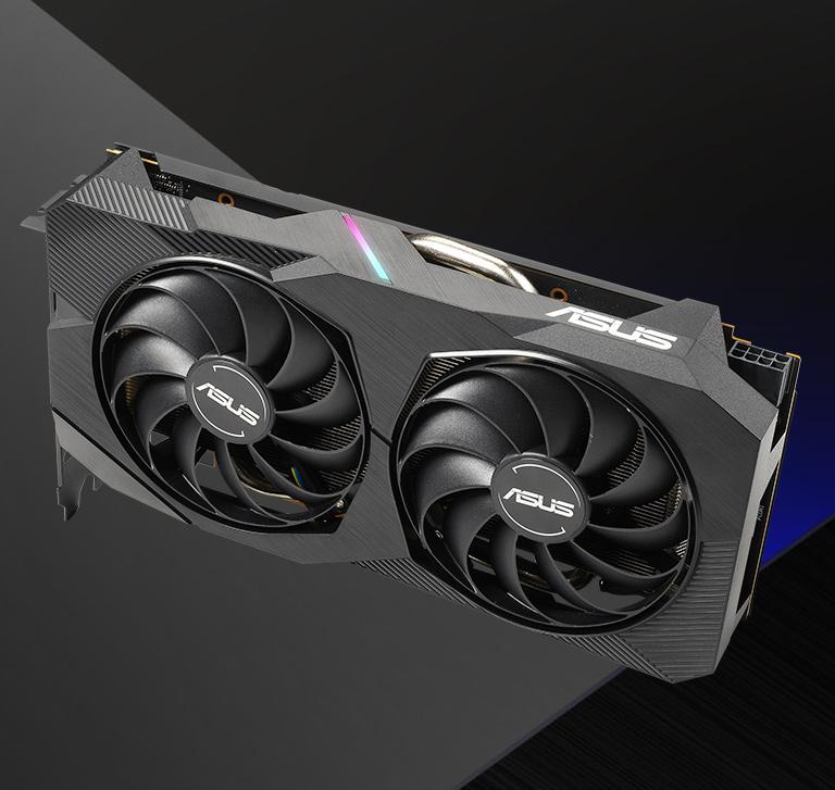 P: Asus Dual RX5500 XT 8GB