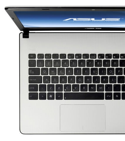 The ASUS X301A features several color choices to express your own style