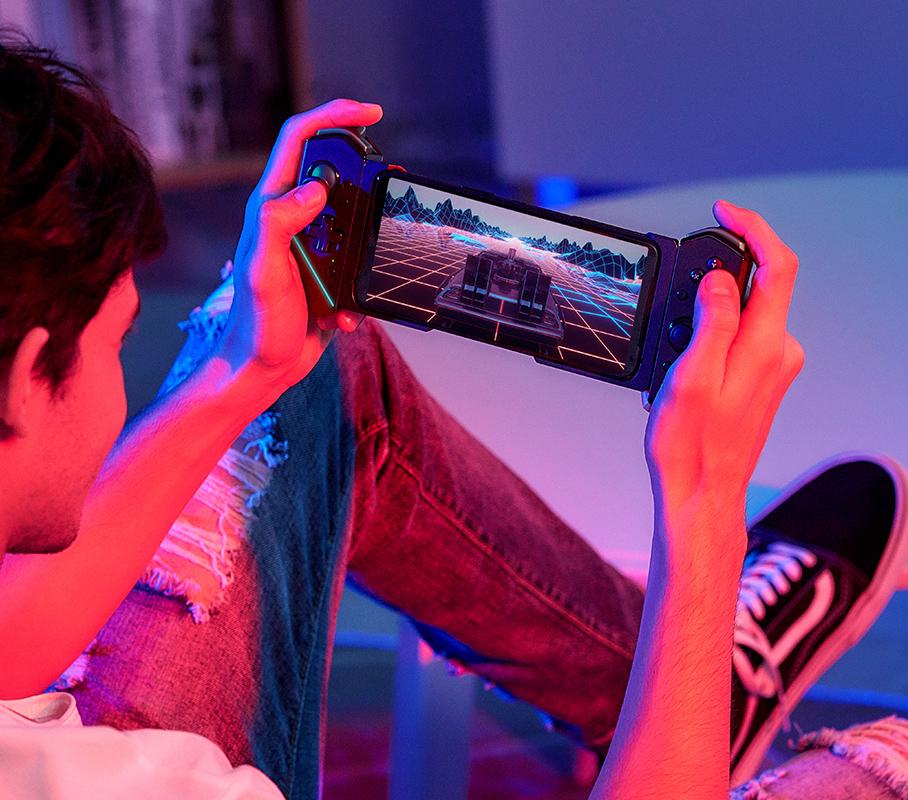 Asus ROG Phone 3 强势登场:外形更为内敛,硬核威力不减 26