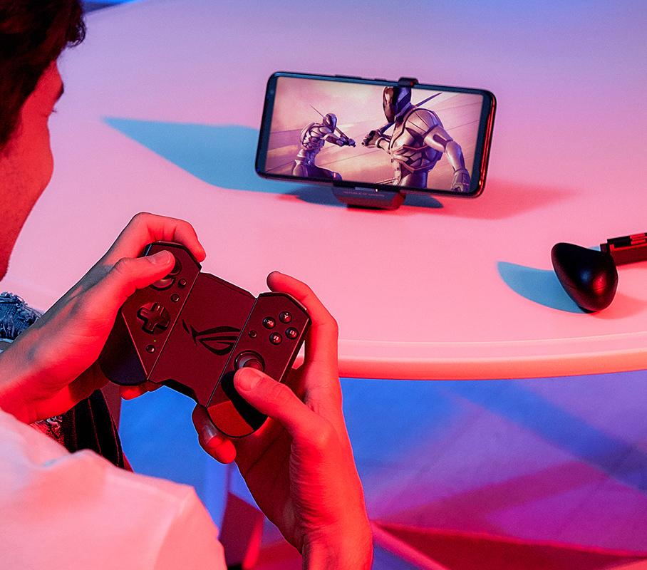 Asus ROG Phone 3 强势登场:外形更为内敛,硬核威力不减 24