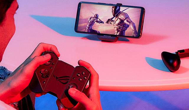 Asus ROG Phone 3 强势登场:外形更为内敛,硬核威力不减 14