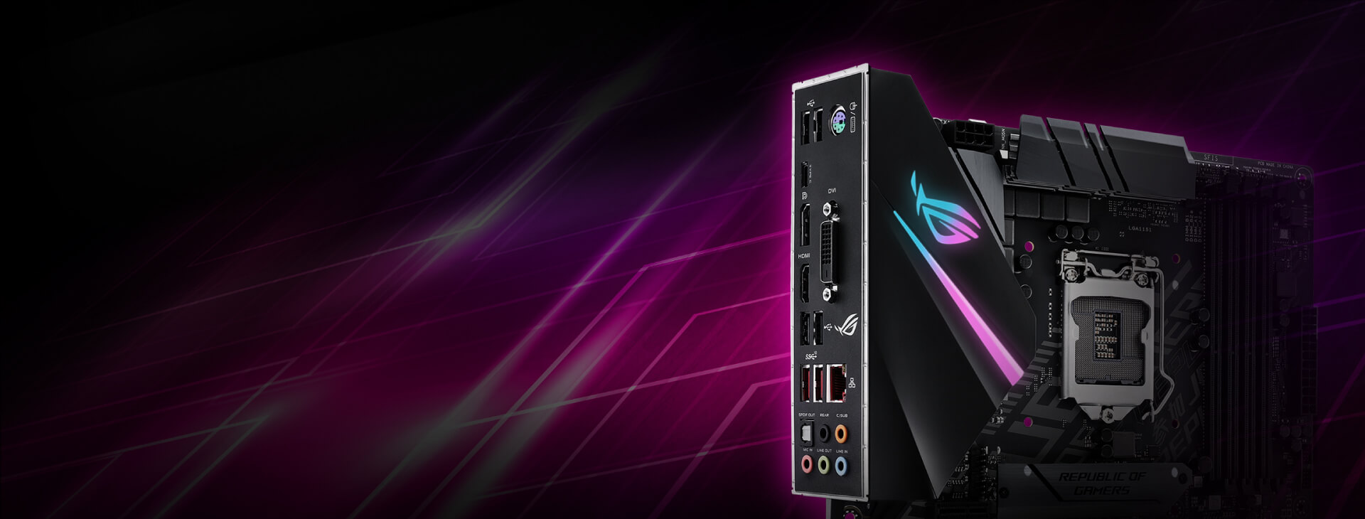 Rog Strix H370 F Gaming Motherboards Asus Usa Sharing Neutrals On The Same Phase Electrical Diy Chatroom Home Gamers Guardian