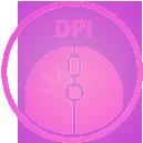 مفتاح DPI