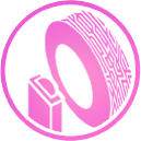 Scroll wheel with Alps® encoder
