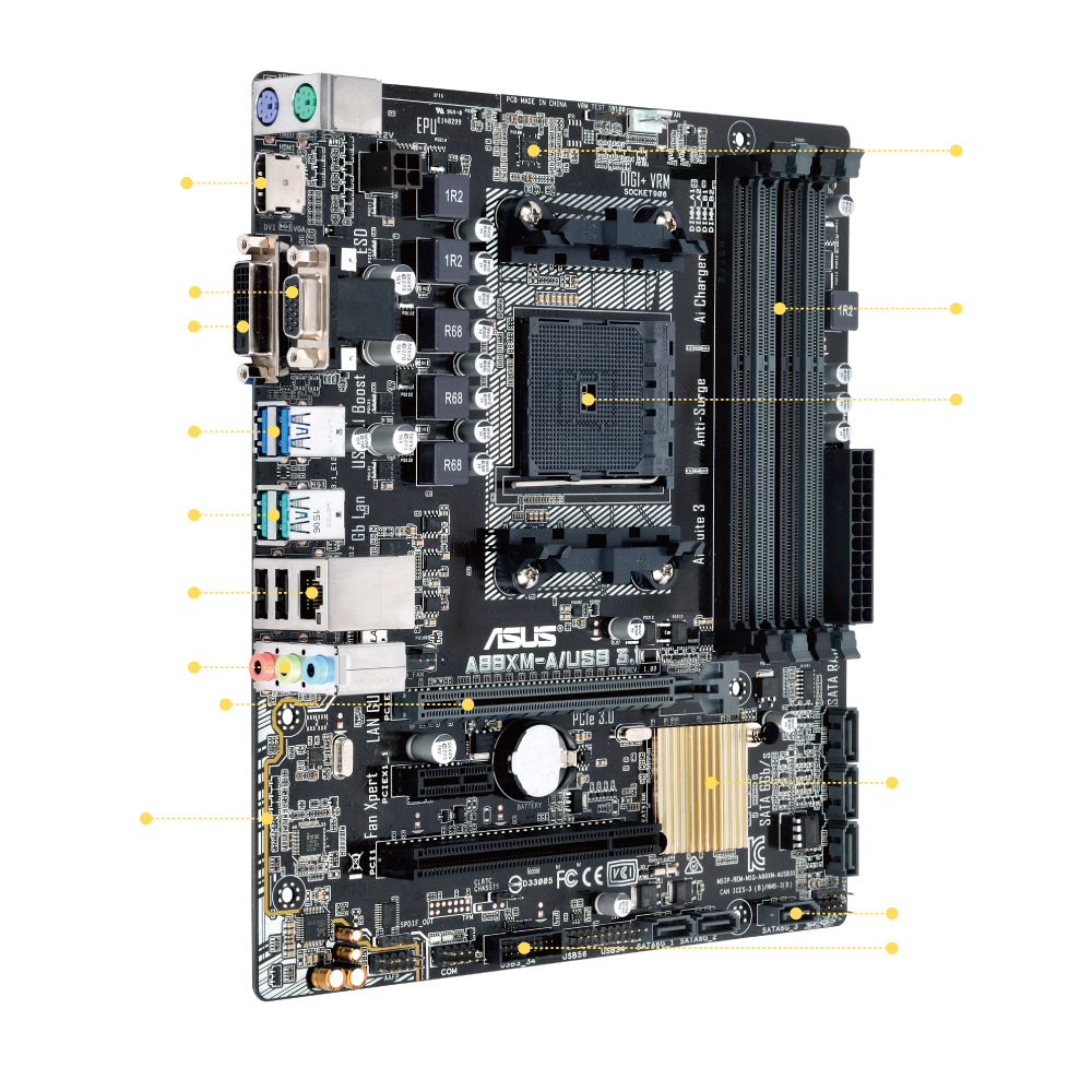 ASUS A88XM-A AMD Chipset Driver Windows