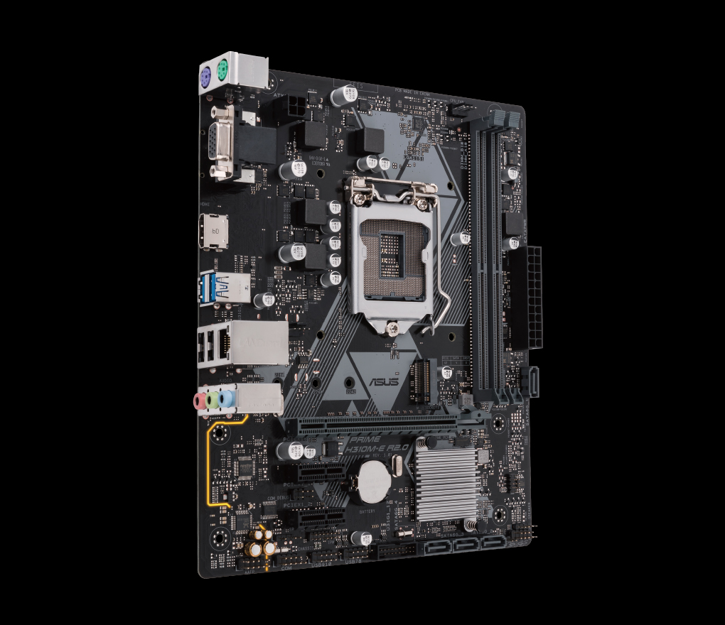 PRIME H310M-E R2 0   Motherboards   ASUS Global