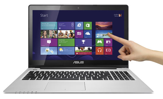 Driver for ASUS VivoBook S550CB Smart Gesture